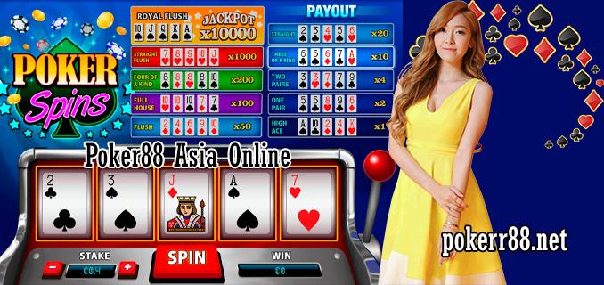 poker88 asia slot
