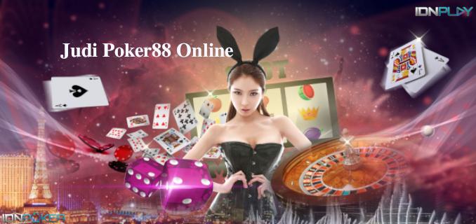 Judi Poker88 Online