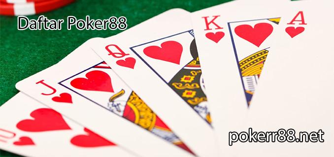 daftar poker88