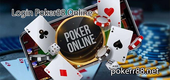 login poker88 online