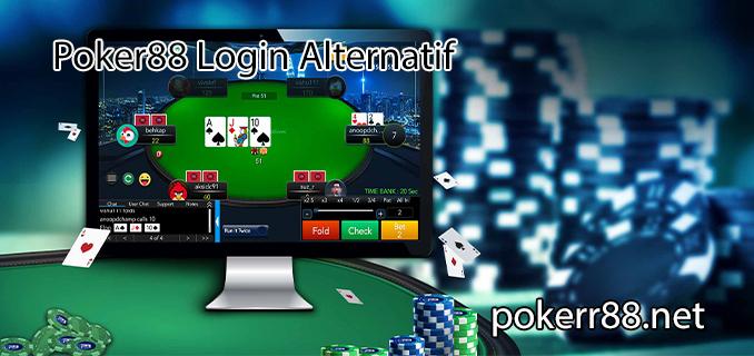 poker88 login alternatif