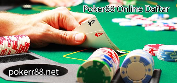 poker88 online daftar