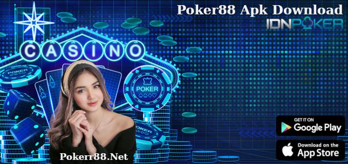 Poker88 Apk Download