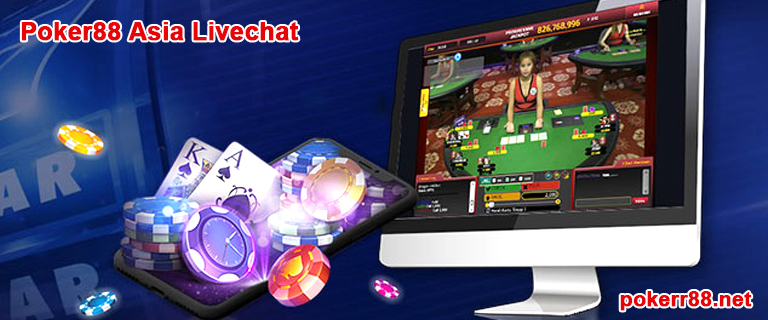 Poker88 Asia Livechat